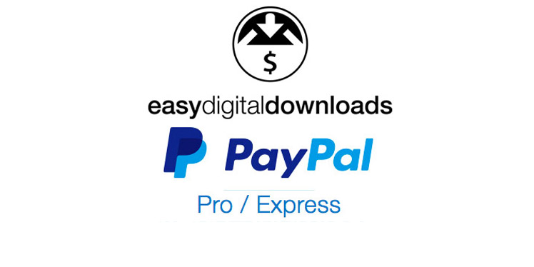 PayPal Pro and PayPal Express For Easy Digital Download