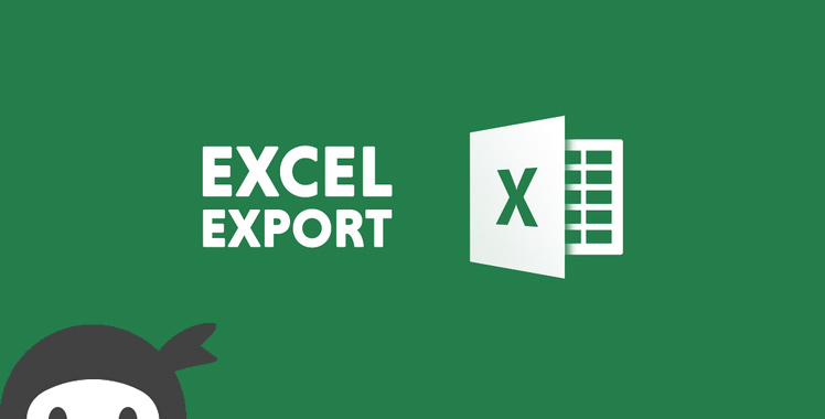 Excel Export For Ninja Forms