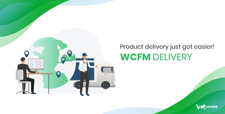 WCFM - WooCommerce Frontend Manager - Delivery