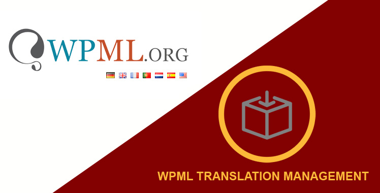 WPML Translation Management