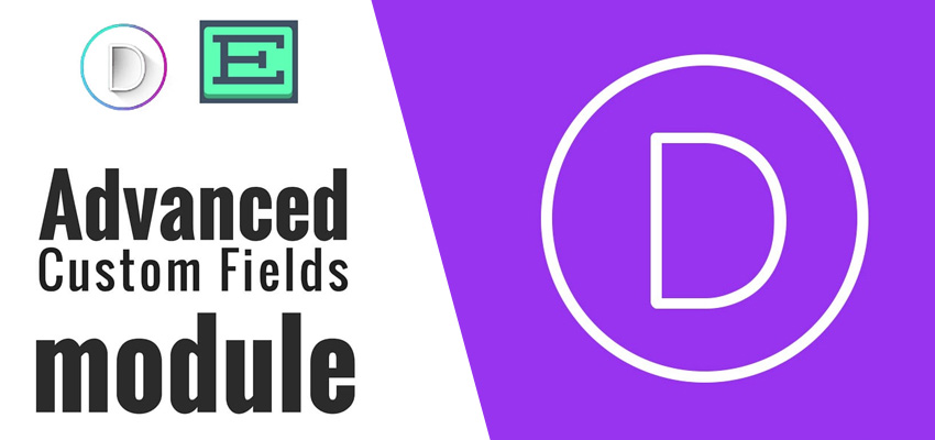 Advanced Custom Fields (ACF) Module for the Divi Builder