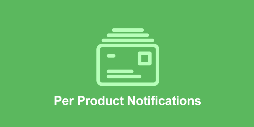 Easy Digital Downloads - Per Product Notifications